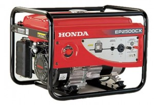 Honda Portable Generator – How To and Other Information