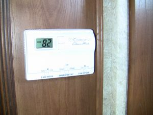 RV Thermostat