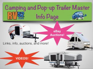 Camping Trailers and Pop-ups Campers