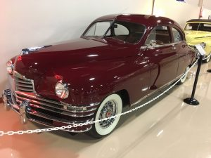 1948 Packard 2-Door Club Sedan